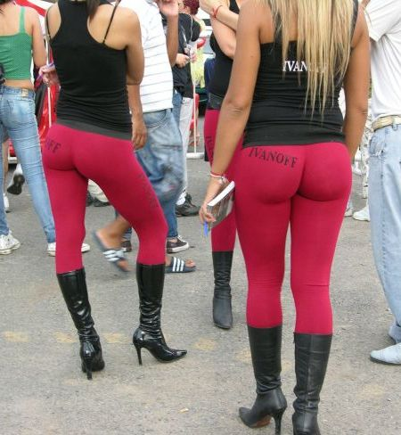 Simple Women Wearing Yoga Pants And Boots The Best Ways To Rock Your Yoga